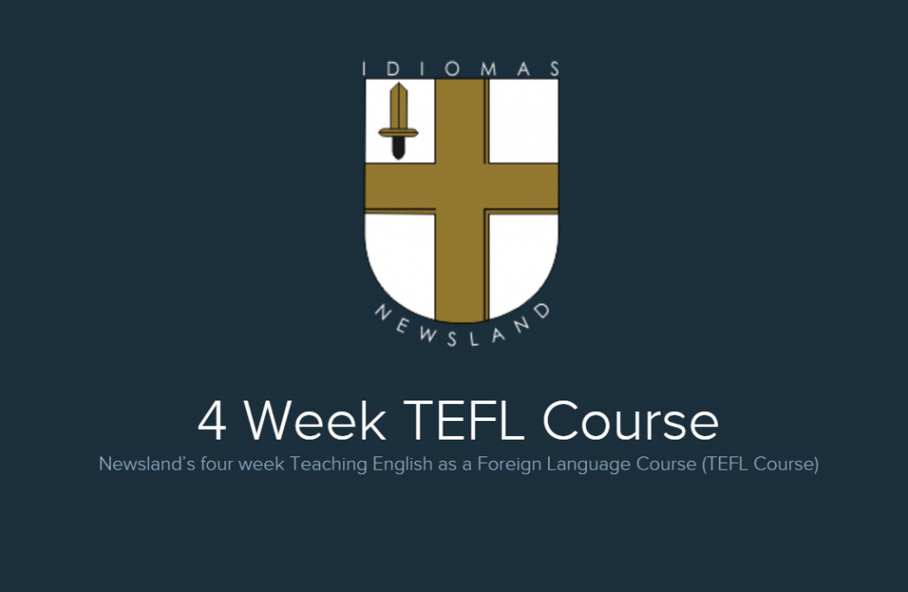 Curso 4 Week TELF Course