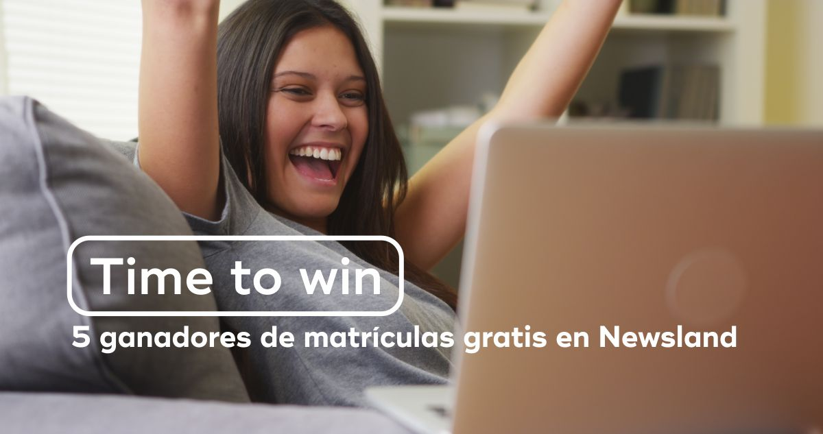 Time to win - Los 5 ganadores de matrículas GRATIS