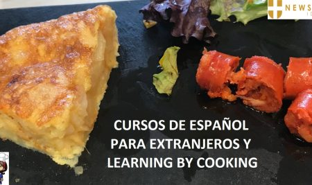 Español para extranjeros y Learning By Cooking  2020